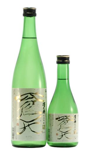 純米吟醸生酒 蒼天