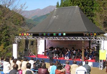山のふるさと村音楽祭
