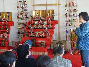 みたけ雛と日本全国のお雛様を楽しむ会