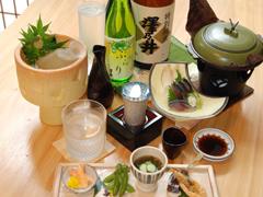 立川 旬彩庵あさの(日本料理)
