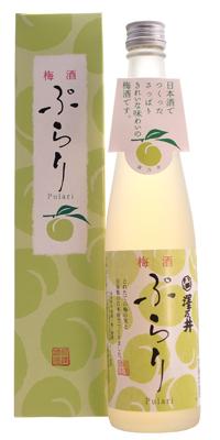 梅酒ぷらり500ml(箱入)