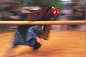櫻井保秋獅子舞写真展