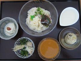 冷やし豆彩麺